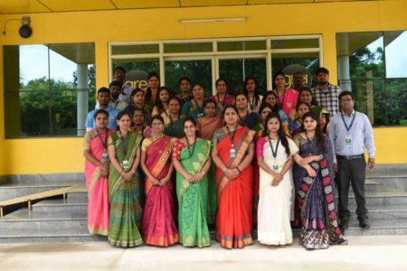 School Staff Group Photo